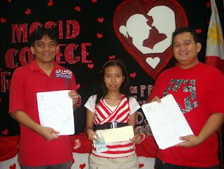 Awarding Ceremony held last February 20