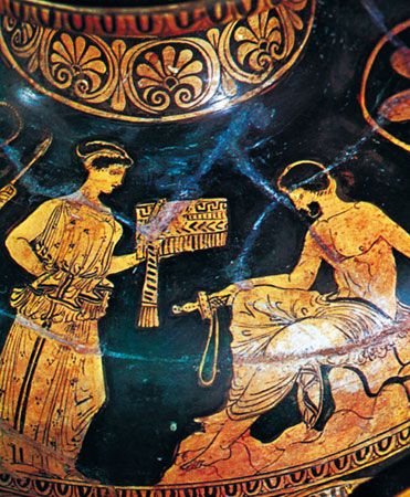 El retorno de Odiseo a Ítaca.