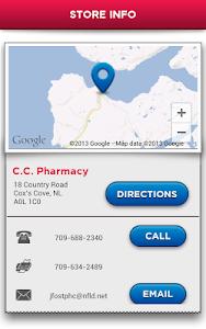 City Pharmacy Pharmachoice screenshot 1