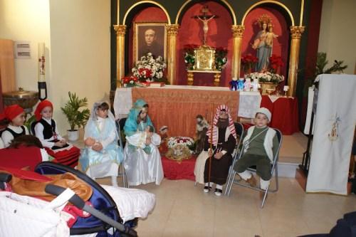 Fotos de la Misa de Navidad 2009