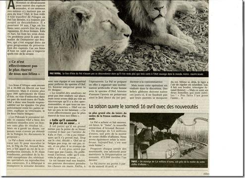 Le Lion 3