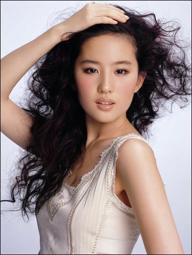 liu yi fei blog photos