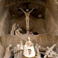 Sagrada Familia en Barcelona basilica-sagrada-familia-detalles-nueva-fachada