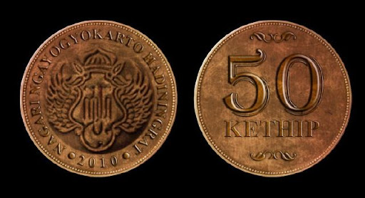Kethip : The Great Ngayogyakarta's Official Currency
