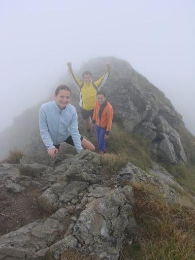 Super alpinistii  in actiune