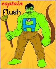 captain flush