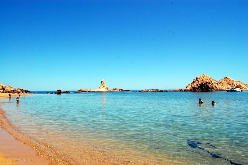 Playas de Menorca Pregonda