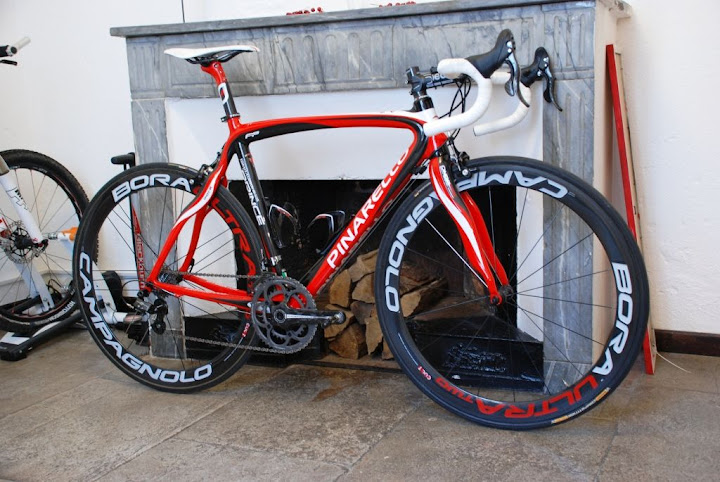 fcf9f9c7588 2009 Pinarello Prince With Super Record 11 | Asterisk*Cycles