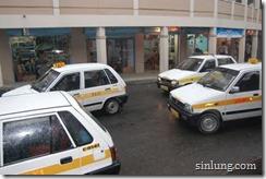 mizoram taxi