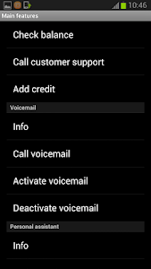 Smart Callback screenshot 1