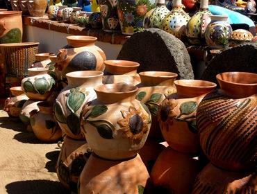 I wanted pots!