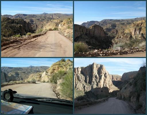 Mar 30 Apache Trail