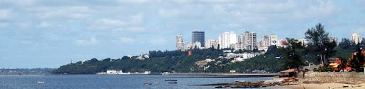 Maputo, ozeanig.