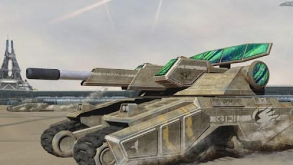 Tank C&C4