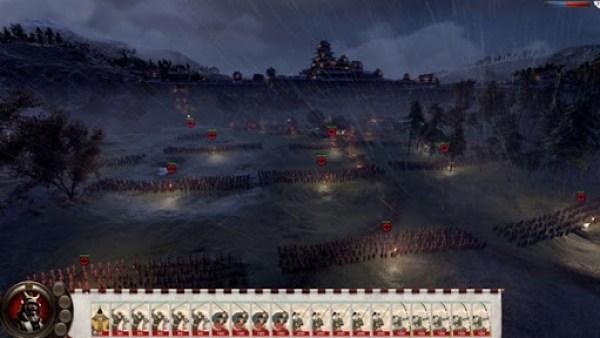 Shogun 2 Total War Screenshot
