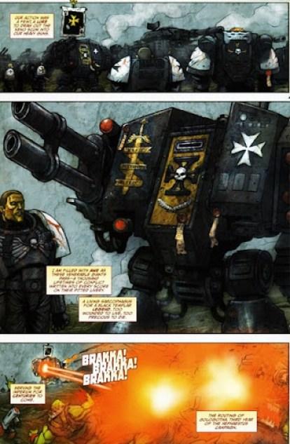 Warhammer 40 #3 - página 12