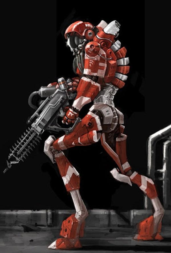 dougbot-prawnkus-space-suit