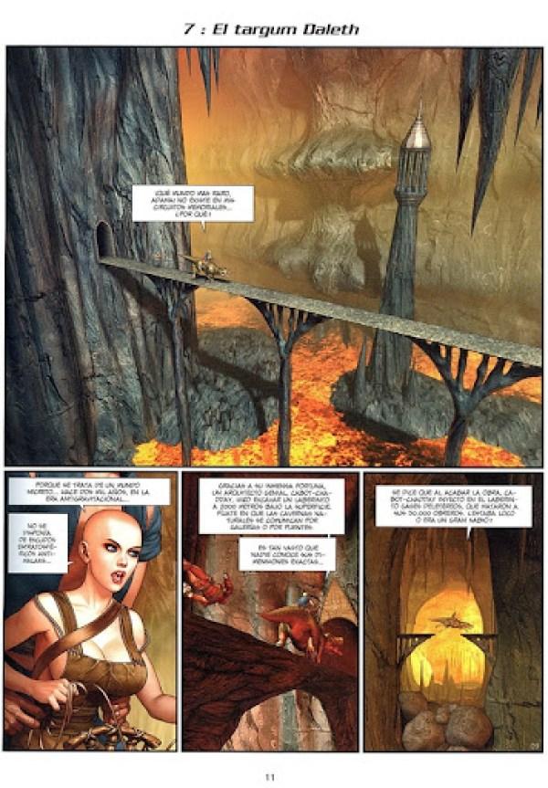 Megalex -  El Angel Corcovado #2 - página 11