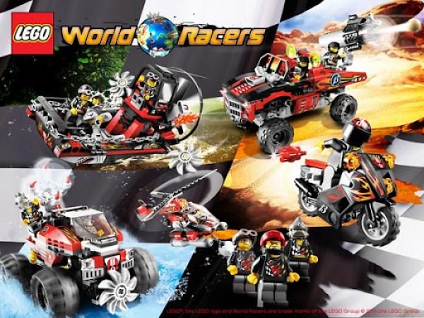 World Racers wallpaper_1600x1200_RedTeam