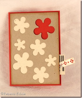 flower one of a kind ATC