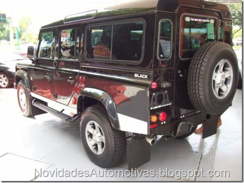 Recall land rover defender 2007 2008 (1)