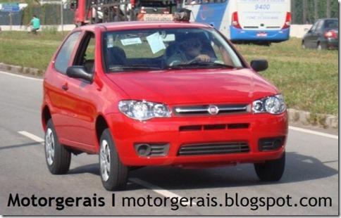Fiat Palio Fire 21