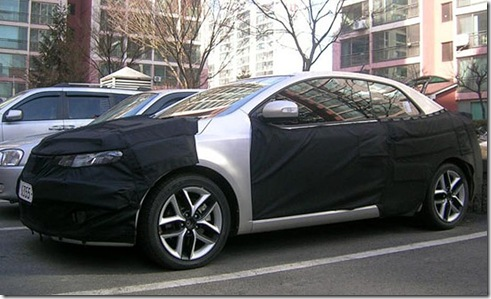 coupé honda secret