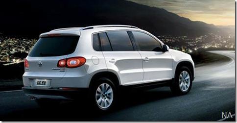 Volkswagen tiguan 2010 2
