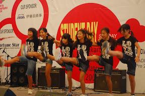 Anak-anak orang Jepang Berjoged