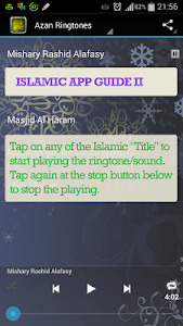 Surah Mulk MP3 screenshot 2
