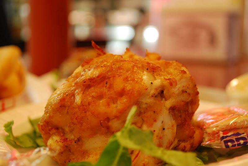 Faidleys crabcake