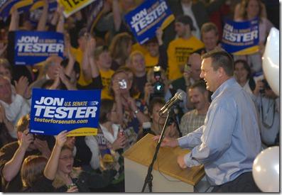 Tester campaign photo