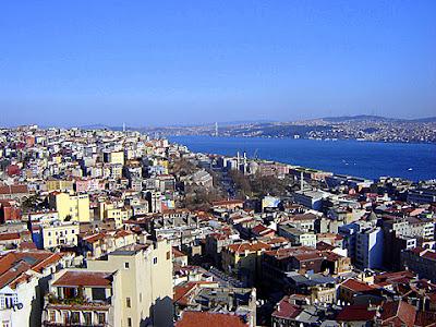 турция истанбул мост босфорът