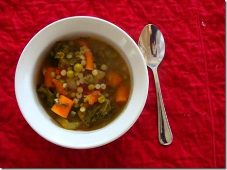 magic veggie soup