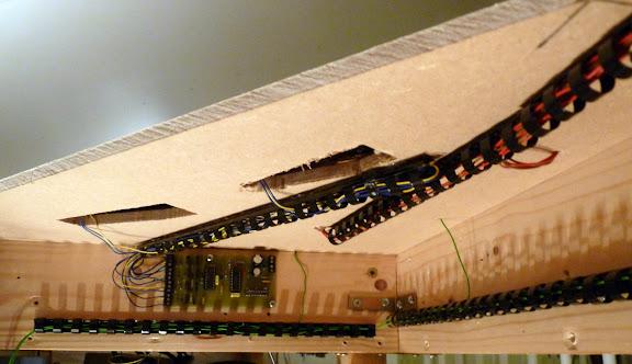 De boekbinders met bedrading