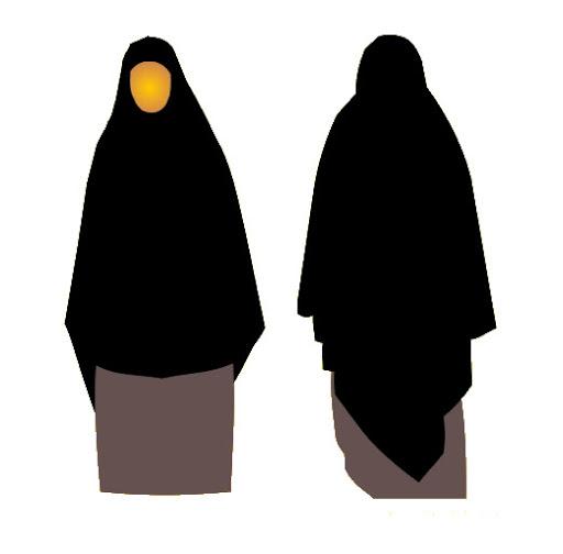 Pakaian Wanita Dalam Shalat