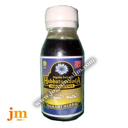 Jual Murah Minyak Habatusauda Samawi Herbal