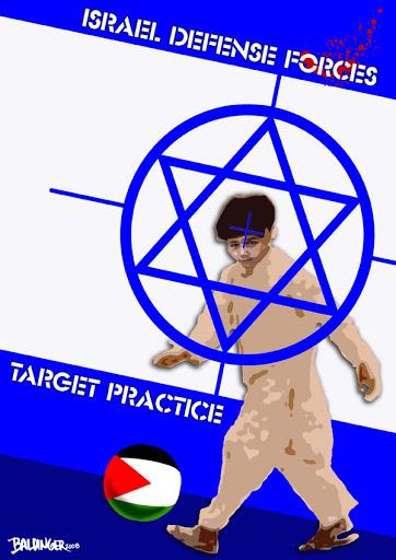IDF's target practice