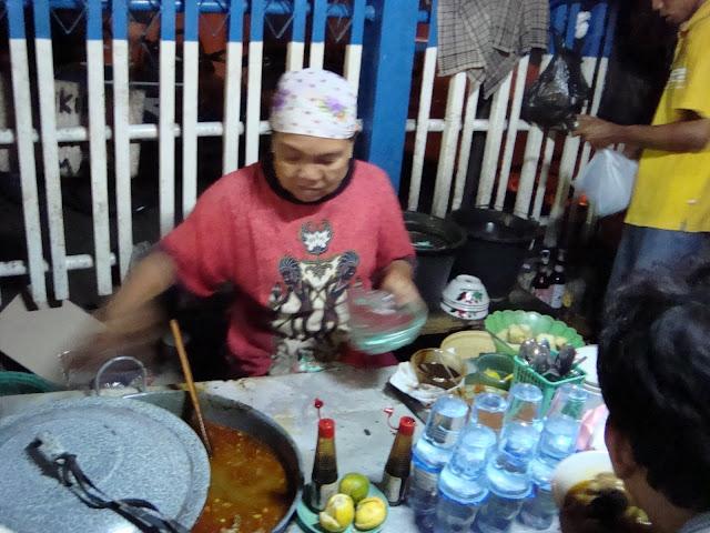 Lontong Kikil Surabaya