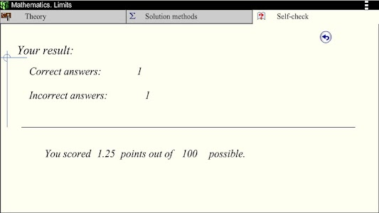 Math.Limits screenshot 6