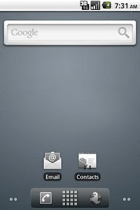ADWTheme Colorless screenshot 0