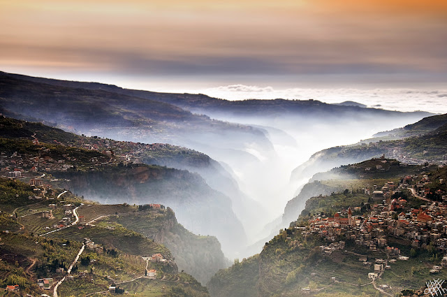 Bsharre and the Kadisha valley
