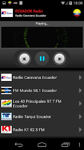 RADIO ECUADOR screenshot 3