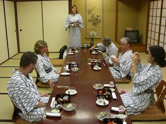 cena tradicional