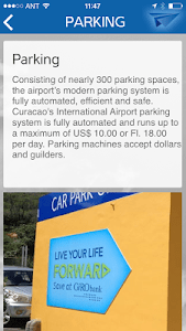 Curacao Airport screenshot 4