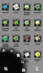 Syder Next Launcher 3D Theme screenshot 4