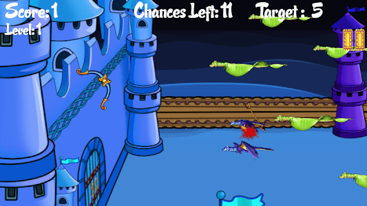 Dragon Attack screenshot 1
