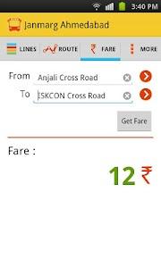 Janmarg BRTS Ahmedabad screenshot 7