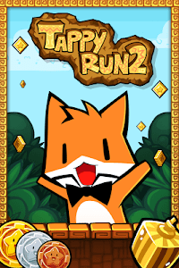 Tappy Run 2 - A Treasure Hunt screenshot 0