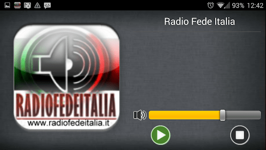 Radio Fede Italia screenshot 7